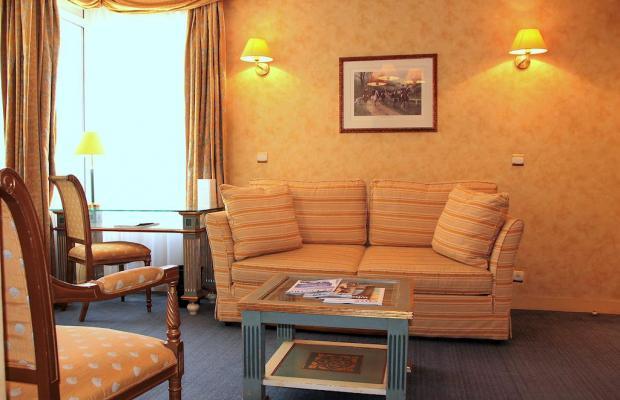 фото отеля Villa Beaumarchais изображение №25