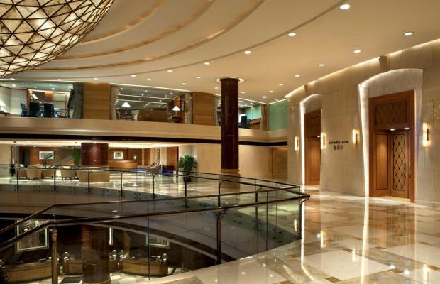 фото The Hongta Hotel, A Luxury Collection Hotel (ex. The St. Regis Shanghai) изображение №14