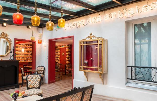 фото отеля Hotel Sacha by Happyculture (ex. My Hotel In France Opera Saint Georges) изображение №13