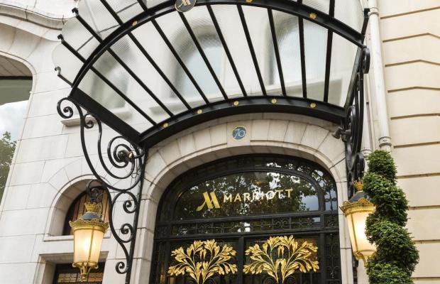 фотографии Marriott Hotel Champs-Elysees изображение №44