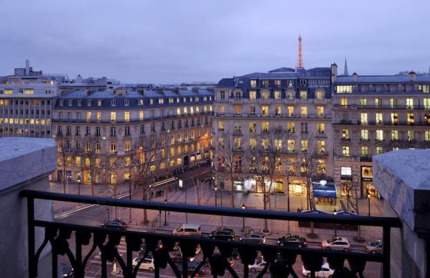 фото отеля Marriott Hotel Champs-Elysees изображение №33
