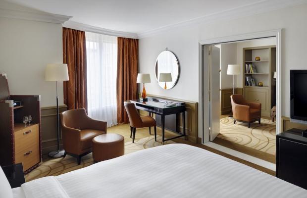 фото отеля Marriott Hotel Champs-Elysees изображение №17