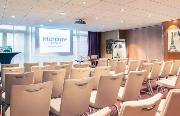 фотографии отеля Mercure Paris Centre Tour Eiffel изображение №19
