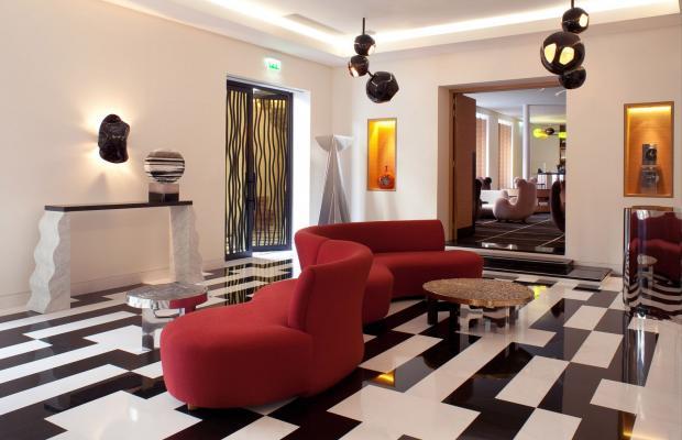 фотографии отеля Hotel Marignan Champs-Elysees изображение №19