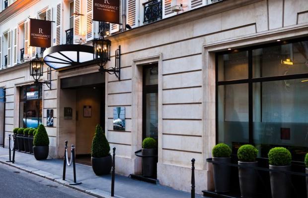фотографии Marriott Renaissance Paris Vendome (ех. Plaza Paris Vendome) изображение №4