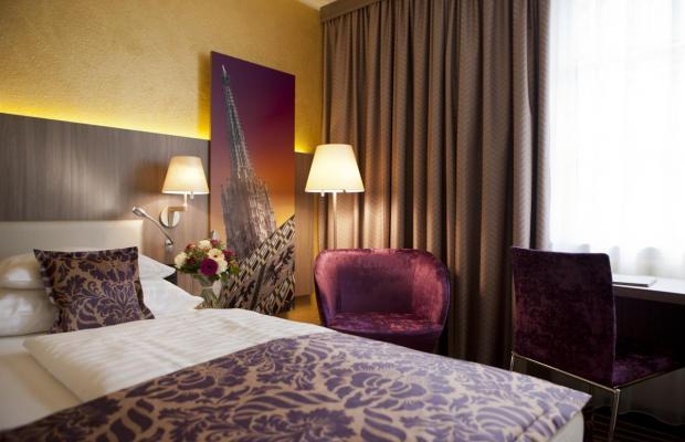 фото отеля Mercure Wien Zentrum изображение №9