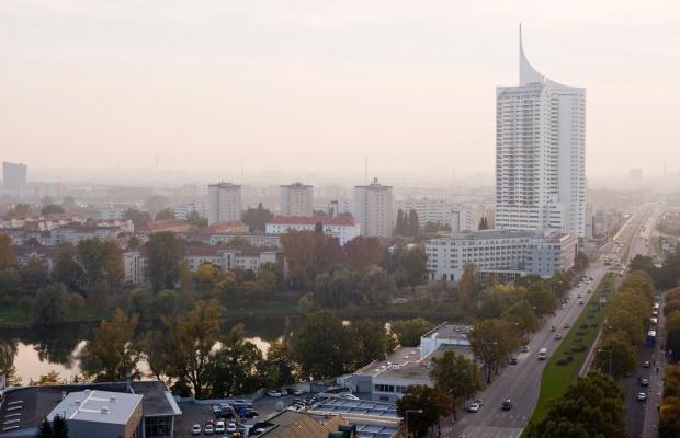 фото отеля NH Danube City (ex. Crowne Plaza Vienna) изображение №29