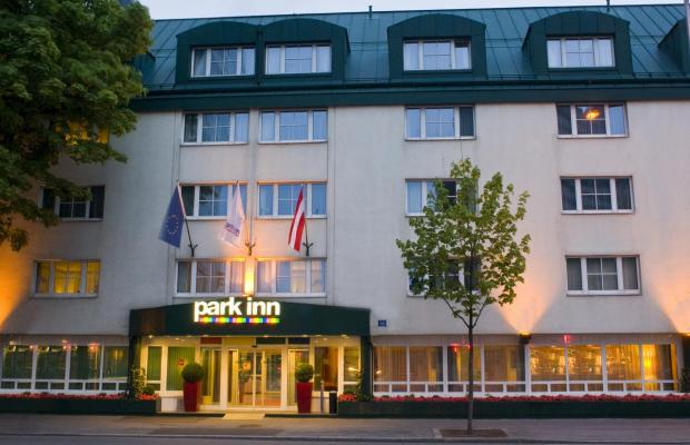 фотографии отеля Park Inn by Radisson Uno City Vienna изображение №15