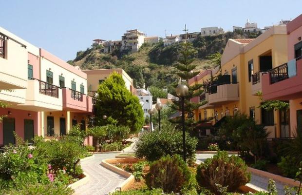 фотографии Villa Platanias Beach Apartment изображение №16