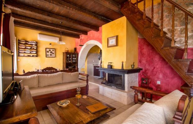 фотографии отеля Samonas Traditional Villas изображение №43