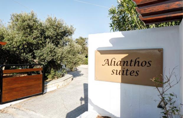 фотографии отеля Alianthos Suites изображение №11