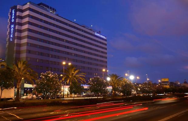фотографии отеля Expo Hotel Valencia изображение №3