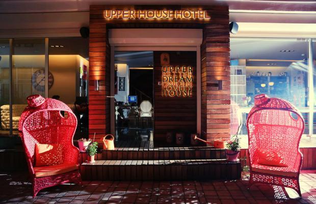 фотографии отеля Upper House Hotel изображение №11