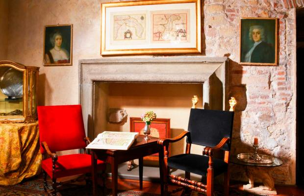 фотографии отеля Hotel Gabbia D'Oro изображение №11