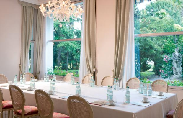 фотографии отеля Villa Cortine Palace изображение №3