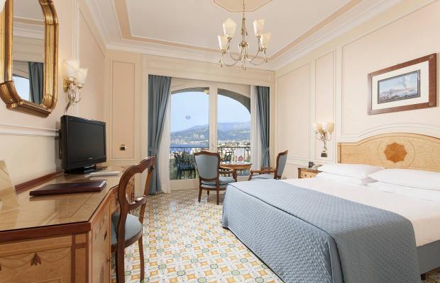 фотографии отеля Grand Hotel Capodimonte изображение №7
