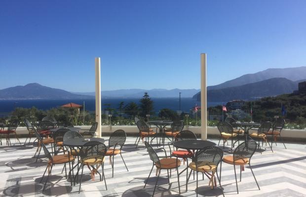 фотографии отеля Grand Hotel Vesuvio изображение №3