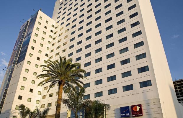 фото отеля Novotel Casablanca City Center изображение №1