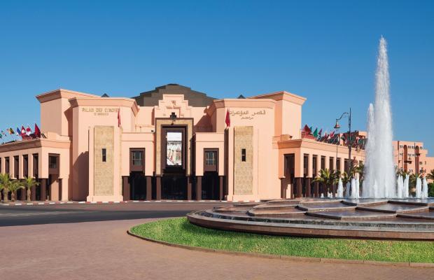 фото Movenpick Hotel Mansour Eddahbi & Palais Des Congres (ex. Mansour Eddahbi) изображение №6