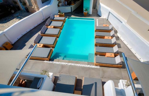 фотографии отеля Evgenia Villas & Suites изображение №11
