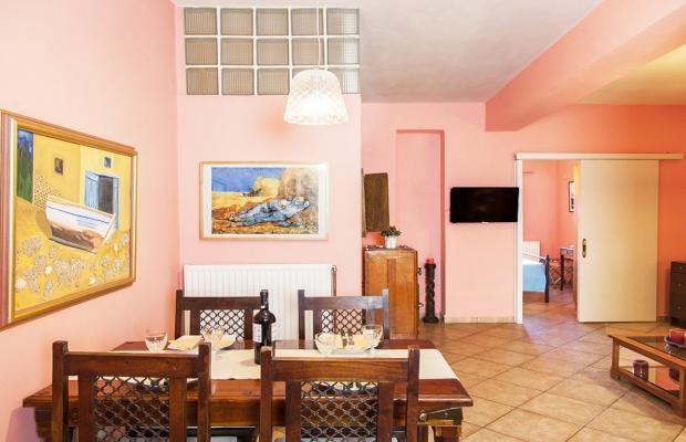 фотографии отеля Villa Kirki изображение №11