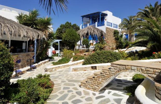 фотографии отеля Dolphin Antiparos Villas and Suites изображение №39