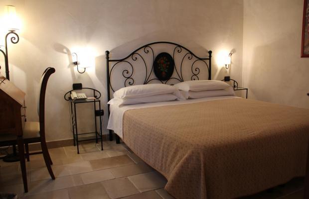фото отеля Masseria Fortificata Donnaloia изображение №13