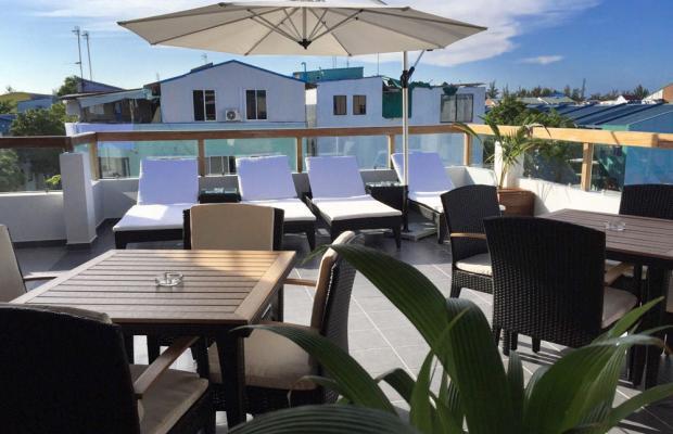 фотографии отеля Coconut Tree Hulhuvilla Beach изображение №3